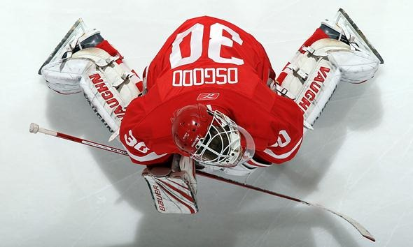 Chris Osgood & The HHOF | Blog Archive | Houses Of The Hockey | Blogs | TheScore.com
