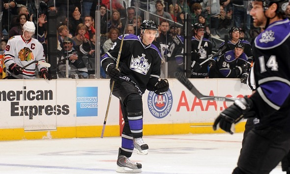 Kings' Jack Johnson: Career Year, New Contract