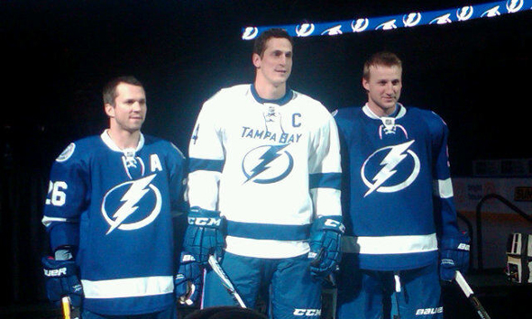 Tampa Bay Lightning's New Look: Retro? Boring As Hell? Both?