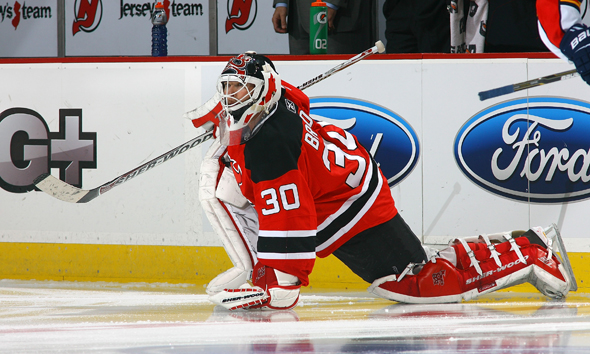 Should The Devils Pull The Plug On Brodeur's Season?