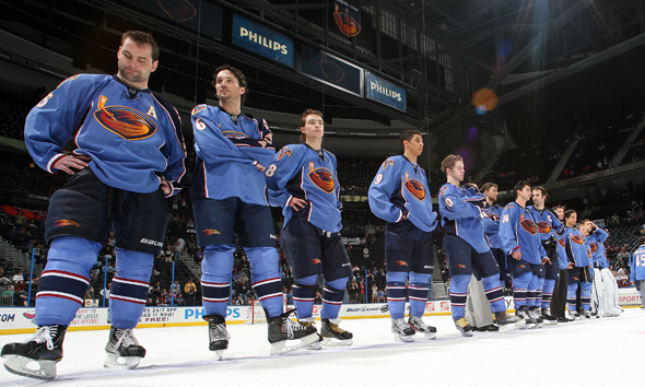 No New Ownership Group In Sight For Thrashers